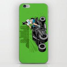 The Bat-mow-bile iPhone & iPod Skin