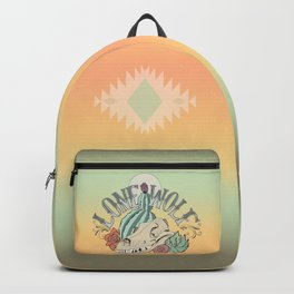LONE WOLF Backpack