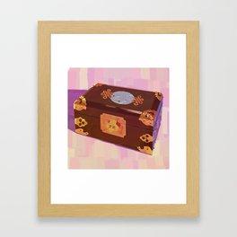 Chinese Jewelry Box Framed Art Print