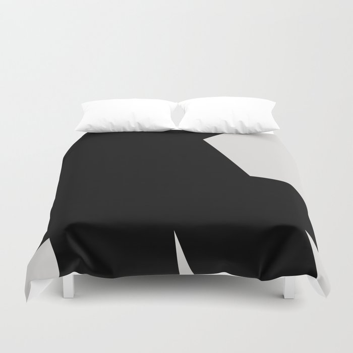 Abstract Form 03 Duvet Cover