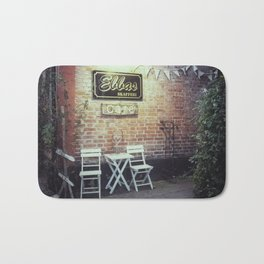 Ebbas cafe Bath Mat