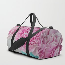 Peony Afternoon 3 Duffle Bag