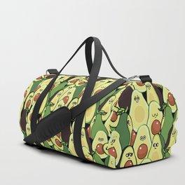 Social Avocados Duffle Bag