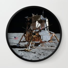 Apollo 14 - Lunar Module Wall Clock