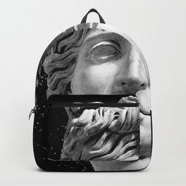Sculpture Head III Backpack