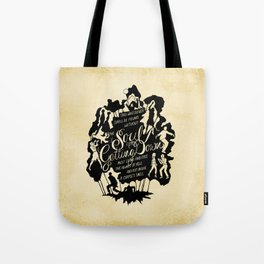 Thriller Tote Bag