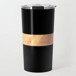 Eat A D*ck Champ Ribbon Travel Mug