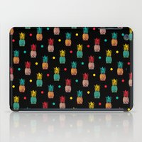 pineapples iPad Cases featuring Pineapples! by Rendra Sy