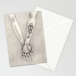 Dramione Stationery Cards