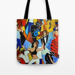 SALSA SAUVAGE Tote Bag