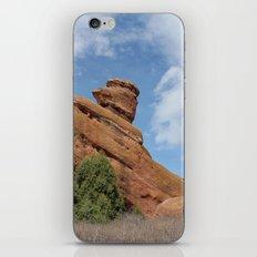 Red Rocks iPhone & iPod Skin