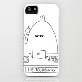 The TourBunny - Phone iPhone Case