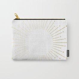 Mod Sunburst Gold 2 Carry-All Pouch