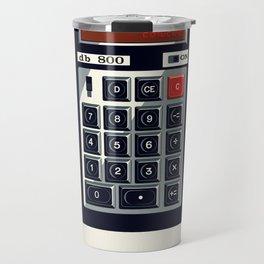 Calculator db800 - Digitron Buje Travel Mug
