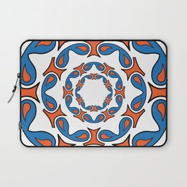 abstract mandala tribal Laptop Sleeve