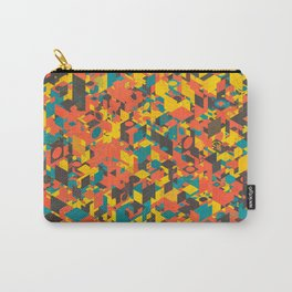 Panelscape: colours from Space Filler Carry-All Pouch