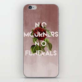 Six of Crows iPhone Skin