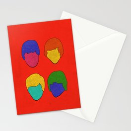 Mop Tops Stationery Cards