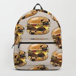 Pugs Burger Backpack
