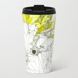 Poly-gon want a cracker?  Travel Mug