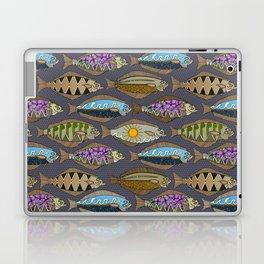 Alaskan halibut dusk Laptop & iPad Skin