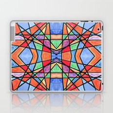mexican stained glass Laptop & iPad Skin