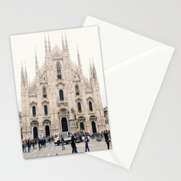 Italy Milan Photography Art Decor Wall Art Home Decor Square Prints Stationery Cards