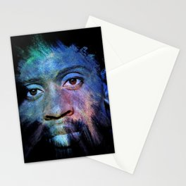 Out of the dark. Stationery Cards