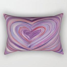 Heart Love Portal  Rectangular Pillow