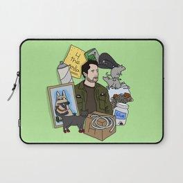 Charlie Kelly Laptop Sleeve