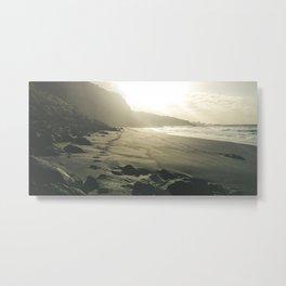 Beautiful Beach Ocean Way - life on the beach Metal Print