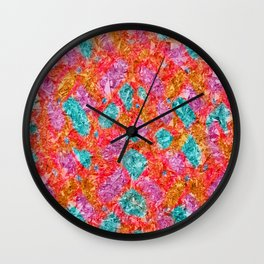 Bright like a Diamond Wall Clock