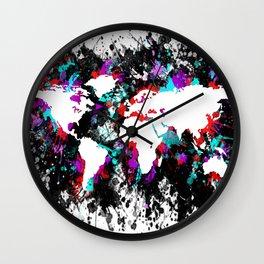 A World Redux Wall Clock