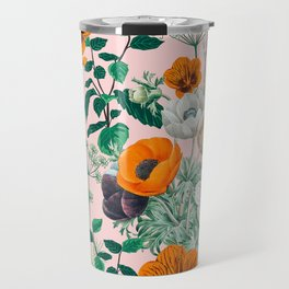 Wildflowers #pattern #illustration Travel Mug