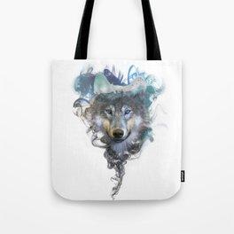 Wolf - Spirit Animal Tote Bag