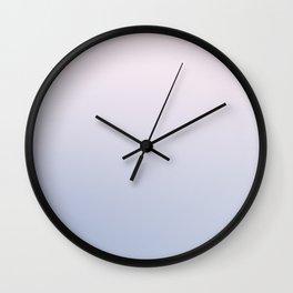 gradient #001 Wall Clock