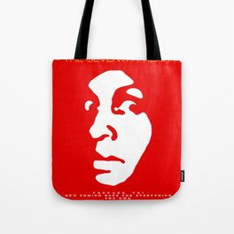 The Freaky Red Poster Tote Bag