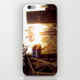 Hook, Line & Sinker iPhone Skin