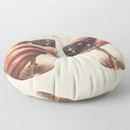 Primordial Wine Floor Pillow