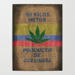 50 Kilos Netos Poster