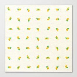 Pineapple Rotator Canvas Print