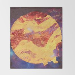 Metaphysics no3 Throw Blanket