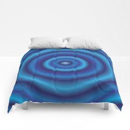 water circle Comforters