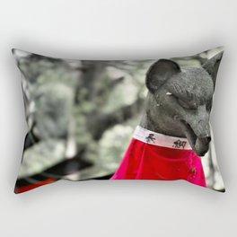 Inari Kami Rectangular Pillow