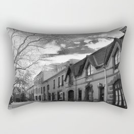 STOP For Brooklyn Heights Brownstone Love NYC Rectangular Pillow