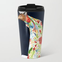 Wilder Mann - The Stag Metal Travel Mug
