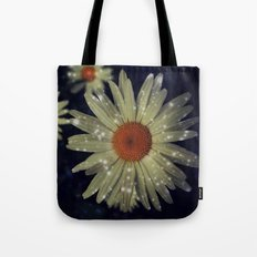 Light up Daisies Tote Bag