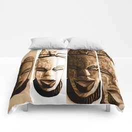 mother earth ancient goddess Comforters