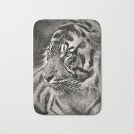 The mysterious eye of the tiger. BN Bath Mat