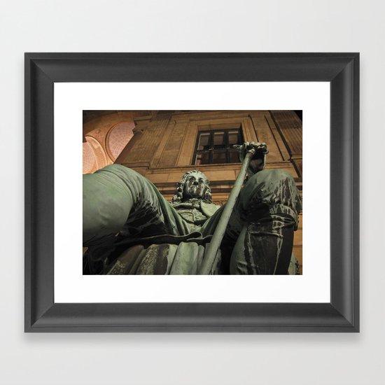 Ludvig Framed Art Print